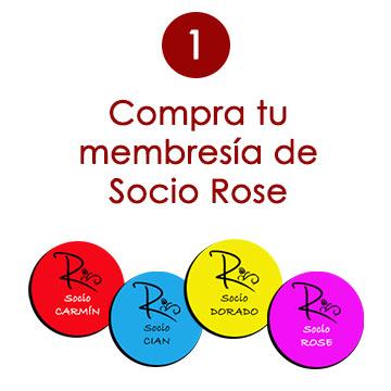 compara tu membresia rose